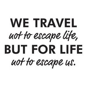 We travel for life wall quotes decal wallquotes com