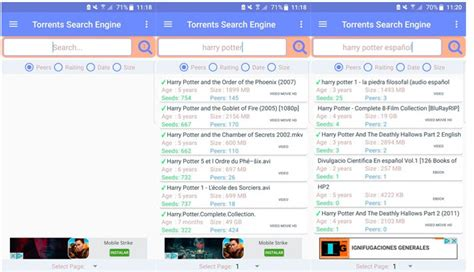 torrent search for android conoce el buscador de torrents para android torrents search engine