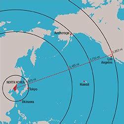 map usa to korea korea to usa map