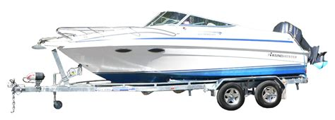 boat to trailer trailer boat fit up oceanic marine