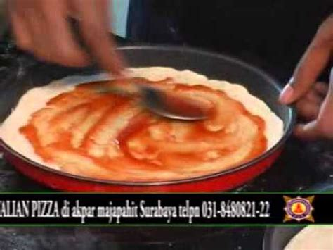 membuat pizza di magic com cara membuat italian pizza di akpar majapahit info dvd