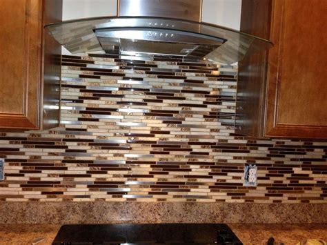 backsplash from lowes for the home