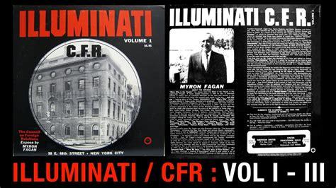 cfr illuminati the illuminati cfr exposed by myron fagan 1967