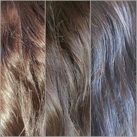 almond hair color wella color 6c almond with 4 capfuls of wella