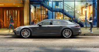 Porsche Pictures Porsche Panamera Sport Turismo Look Sexier And More
