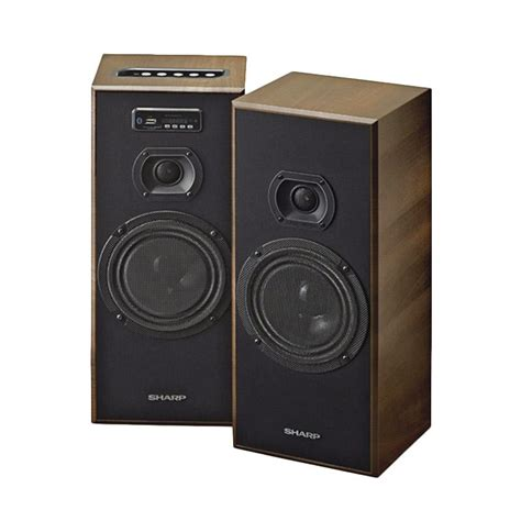 Jual Speaker Aktif Sharp Jogja jual sharp cbox b635ubo pmpo 10 000 w speaker active harga kualitas terjamin blibli
