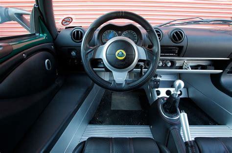Lotus Exige S Interior by Lotus Exige S Interior Autocar