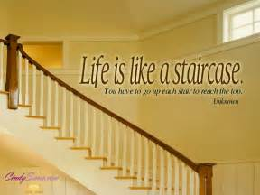 Stairs Quote by Stairs Quotes Quotesgram