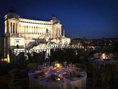 terrazza su roma terrazza civita festa di laurea roma