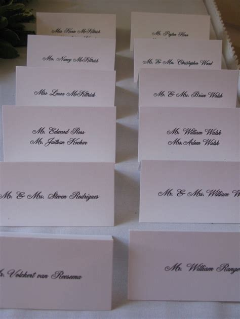 how to make table cards a fall wedding on the water eddie ross