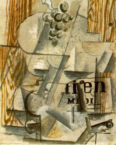 cubist george cubism picasso