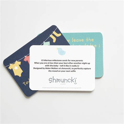 Milestones Gift Card Balance - gift cards for new mummy s milestones by shmuncki notonthehighstreet com
