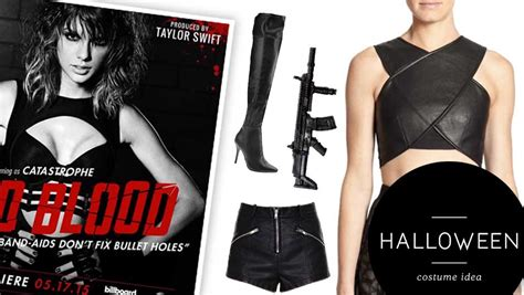 taylor swift bad blood costumes bad blood halloween costume taylor swift bad blood halloween