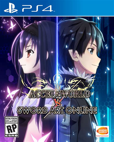 Ps4 Accel World Vs Sword accel world vs sword coming to ps4 and ps vita in the west physical copy exclusive