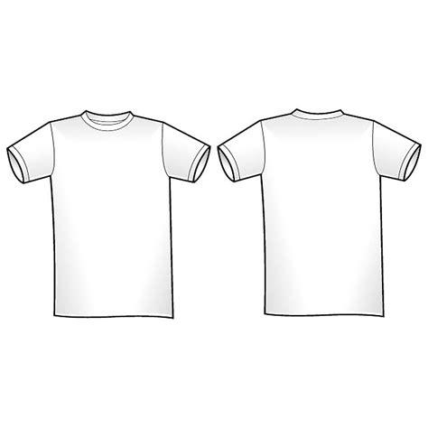 template t shirt corel draw x7 shirt template eps format download at vectorportal