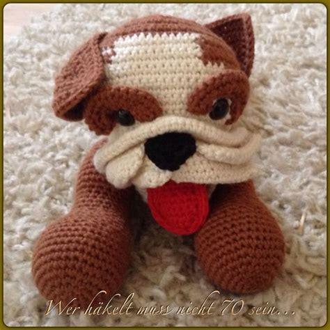 Crochet Pattern English Bulldog | crochet bulldog crochet lovely things pinterest