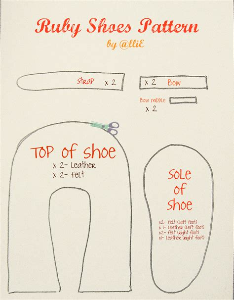 search results for printable felt baby bootie patterns