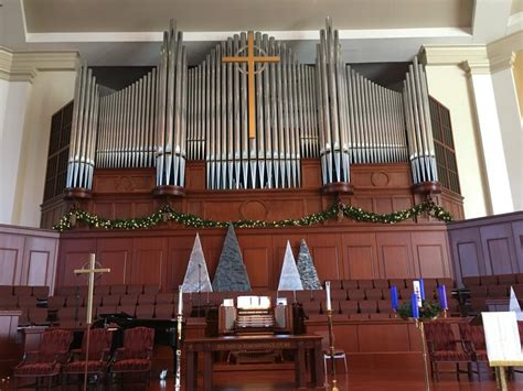 Organ Pipa A Pipe Organ Silenced By The 9 11 Attacks Has A New Home