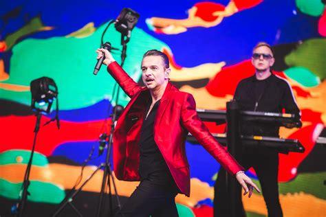 quante della musica in arrivo a depeche mode a