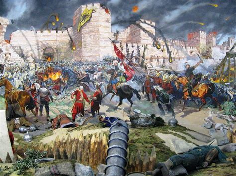 fall of ottoman hayal the fall of constantinople