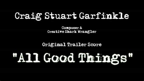 all things trailer quot all things quot trailer score