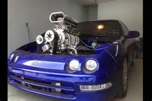 Acura V8 Acura Integra Big Block V8 Car Tuning