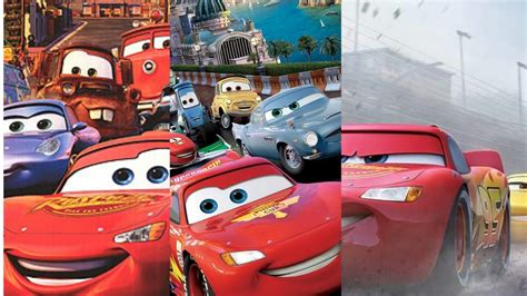 cars cars 2 and cars 3 all official trailers