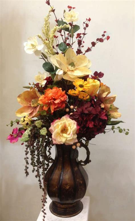 Autumn Silk Wedding Flowers by Best 25 Fall Flower Arrangements Ideas On