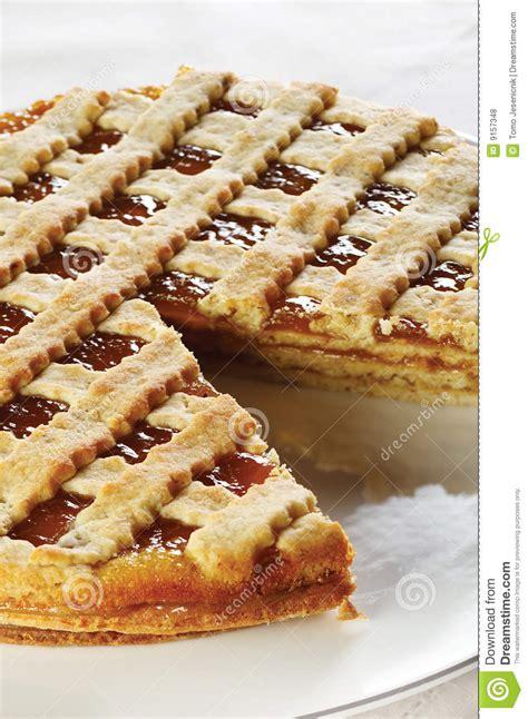 marmelade kuchen marmelade kuchen lizenzfreie stockfotos bild 9157348