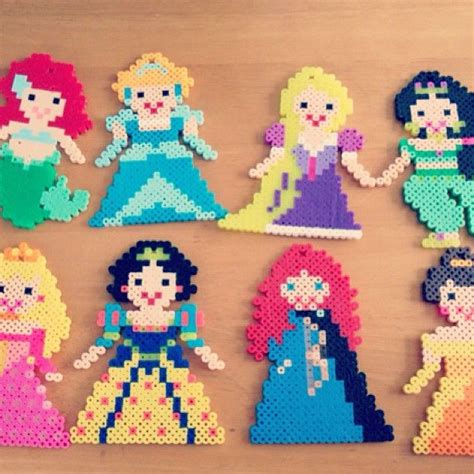 hama bead princess designs 151 best images about bead stuff on disney