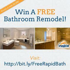 win a bathroom remodel awesome gifts and prizes on pinterest summer sale ipad