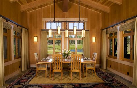 How Do You Light A Craftsman Style Home Craftsman Style Lighting Dining Room