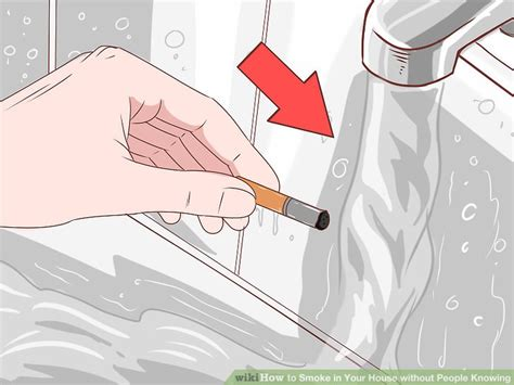 how to smoke in your room without it smelling how to smoke in your house without knowing with pictures