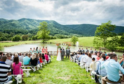 unique wedding venues virginia 8 unique blue ridge mountain wedding venues in virginia
