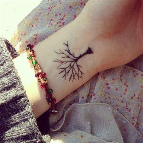 Simple Tree Tattoo Designs   15 tree tattoo designs you won t miss pretty designs