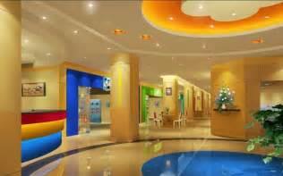 kindergarten garten gestalten kindergarten interior design pillars ceiling