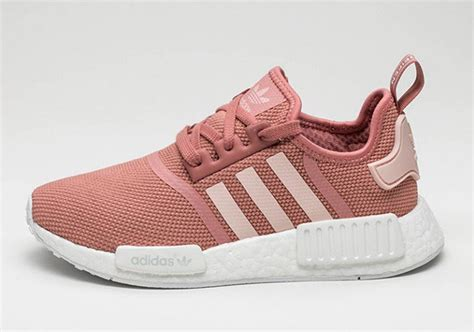 the adidas nmd r1 vapor pink is for the kicksonfire