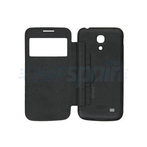 Flip Cover View Samsung V flip battery cover s view samsung galaxy s4 mini