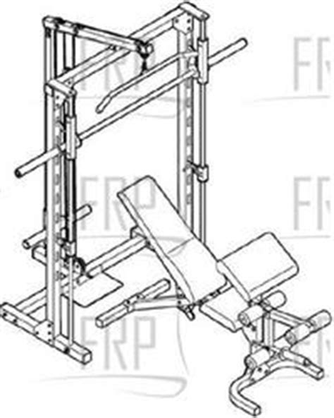 golds gym weight bench parts gold s gym xr 38 ggbe29830 fitness and exercise