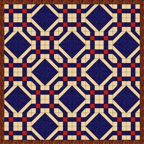 Indigo Quilt by All The Ones Are Taken When Quilts Go Bad