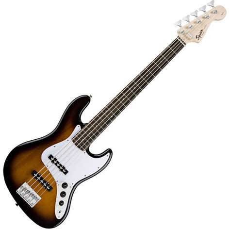 Dryer Contra Bass 4 Strings squier by fender affinity jazz bass v 5 string sunburst