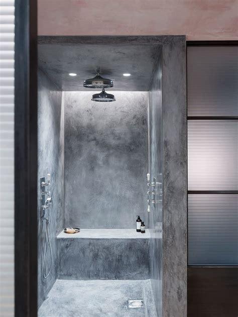 Beton Putz Bad by 25 Best Ideas About Concrete Shower On