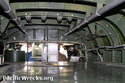 B 25 Mitchell Interior by Pacific Wrecks B 25h Mitchell 43 4106 Interior Crawl