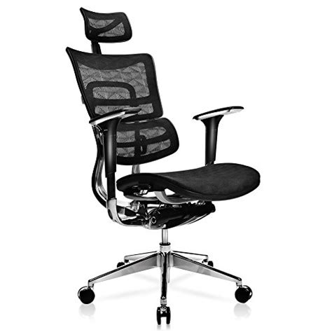 desk chair with headrest tomcare office chair ergonomic mesh office chair with