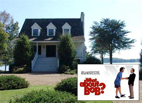 what about bob house the lake house from quot what about bob quot hooked on houses