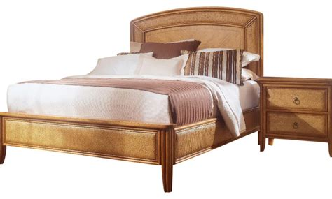 antigua bedroom furniture american drew antigua 4 piece low profile bedroom set with