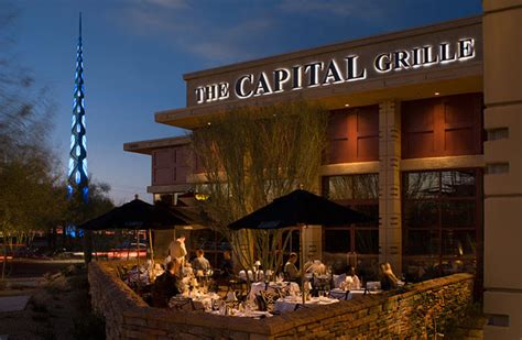 The Capital Grill by The Capital Grille Town Scottsdale