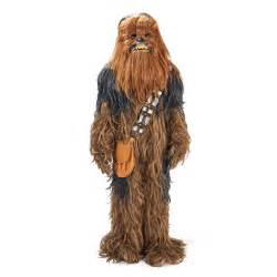 wookie halloween costume star wars chewbacca collector s edition costume
