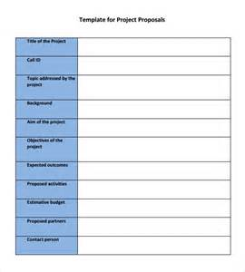 Simple Rfp Template by Sle 6 Documents In Pdf Word