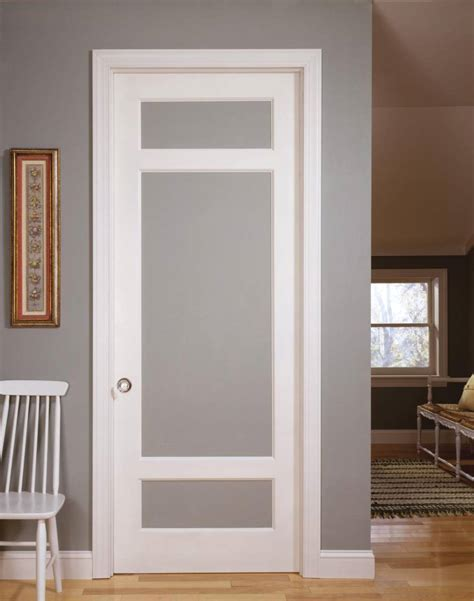 Glass Interior Doors Uk 19 Prehung Interior Doors With Frosted Glass As Great Exle Of Interior Design